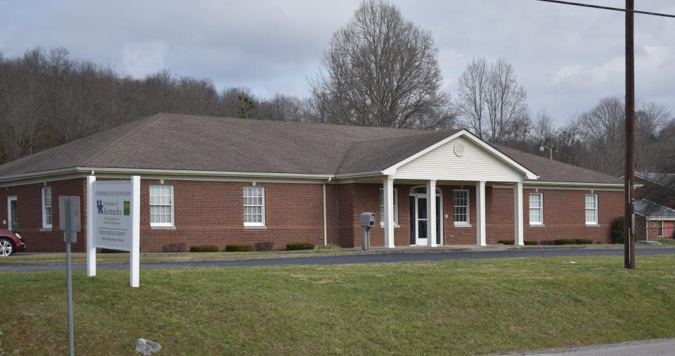 Picture of Rockcastle County Coooperative Extension office building